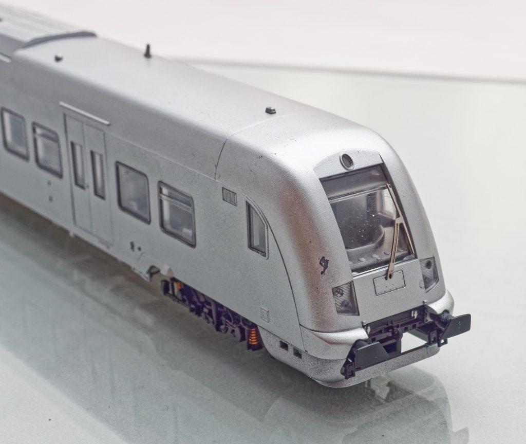 Marschbahn NOB Gesicht des Zuges