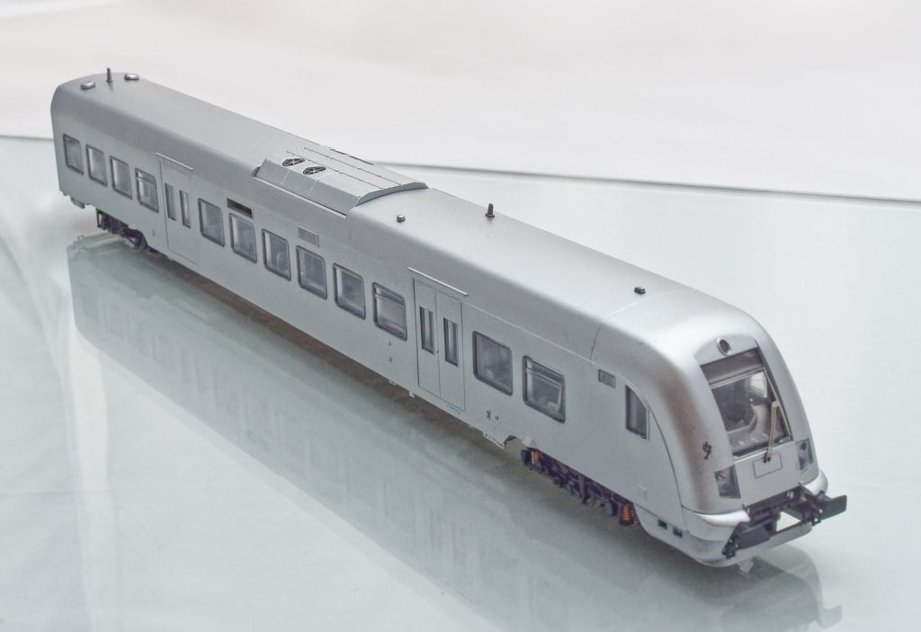 Marschbahn NOB Steuerwagen I