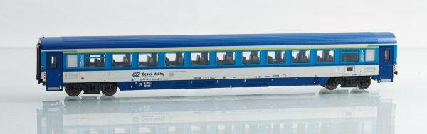 EC 176 Praha - Hamburg
